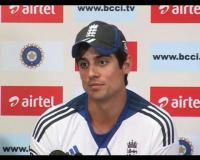 News video: Alastair Cook pre-match PC, Nagpur-12 December